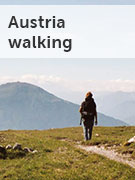 Austria walking