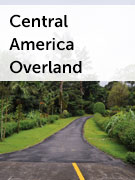 Central America overland