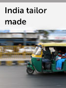 India tailor made