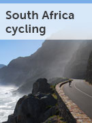 South Africa cycling