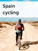 Spain cycling