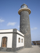 Lighthouse at Jandia, Fuerteventura. Photo by Nick Haslam