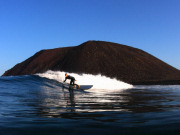 Surfing on Fuerteventura. Photo by Peter Brabants, Natural Surf Camp