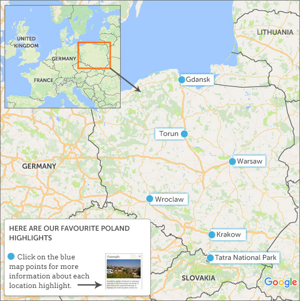 Poland Travel Guide Helping Dreamers Do