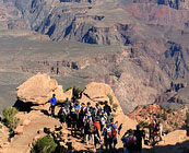 Grand Canyon (G)rim trail