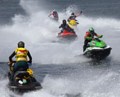 Jet skis & power boats