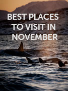 Best places to go in November