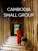 Cambodia small group