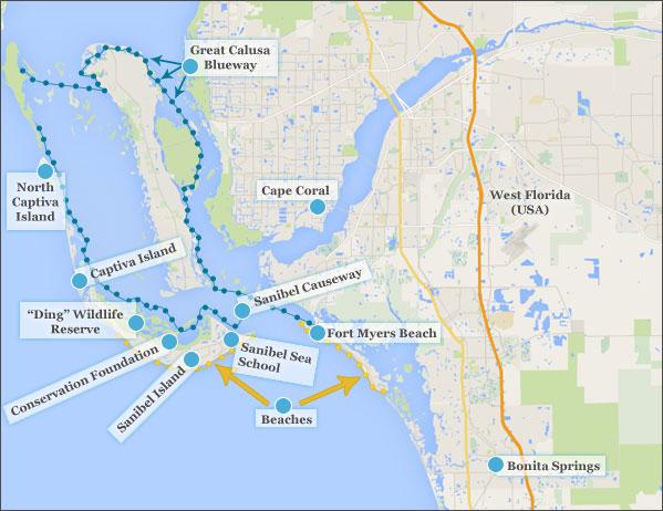 Fort Myers  Sanibel attractions