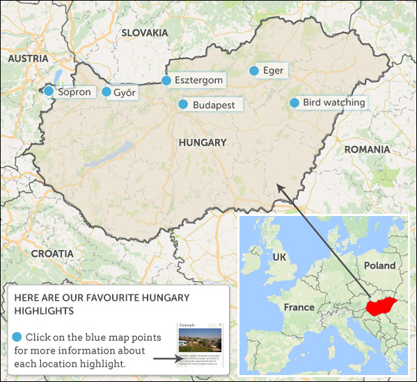 Hungary travel guide Helping Dreamers Do