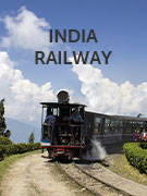 India by rail