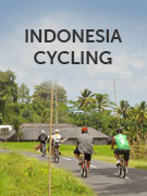 Indonesia cycling