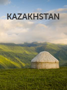 Kazakhstan travel guide