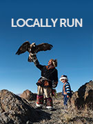 Locally run