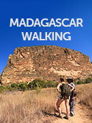 Madagascar walking