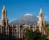 Pearly white Arequipa