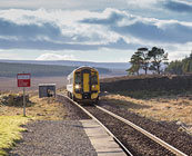 Scotland railway journeys