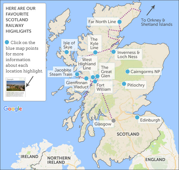 Where to go on a Scotland railway vacation. on map of elsternwick, map of dundee, map of south coast of england, map of faith, map of staffa, map of lewis, map of scott, map of alex, map of macleod, map of tiffany, map of uk, map of emma, map of highland, map of chris, map of alexis, map of sky, map of isle of man, map of avenue, map of mull, map of victoria,