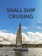 Small ship cruising holiday