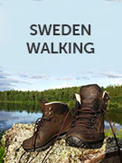 Sweden walking