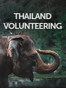 Thailand volunteering