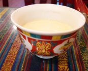 Yak butter tea
