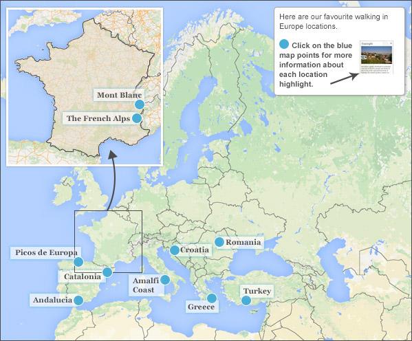 Ten Best Walking Vacations In Europe