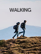 Walking travel guide