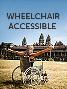 Wheelchair accessible holidays