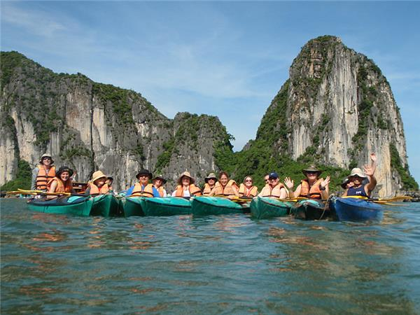 Vietnam activity vacation