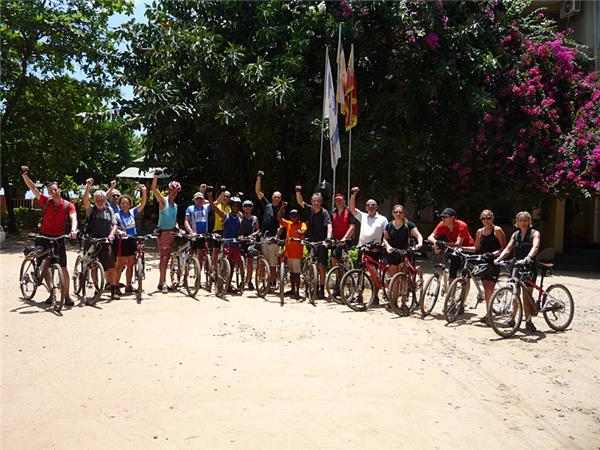 Sri Lanka cycling vacation