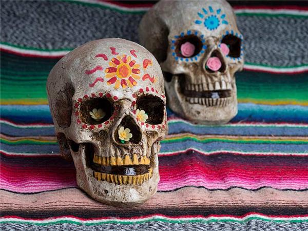 Central American holiday, Day of the Dead Festival trip