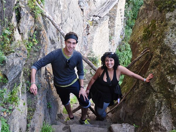 Inca Trail adventure vacation