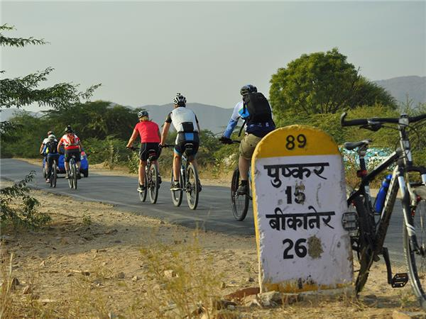 Southern India biking vacation