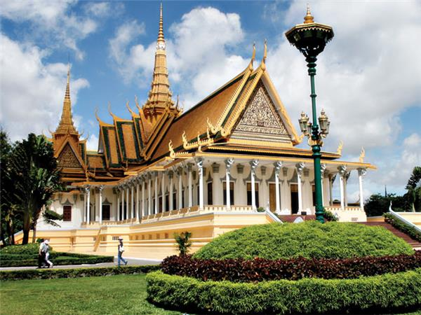 Cambodia six day tour