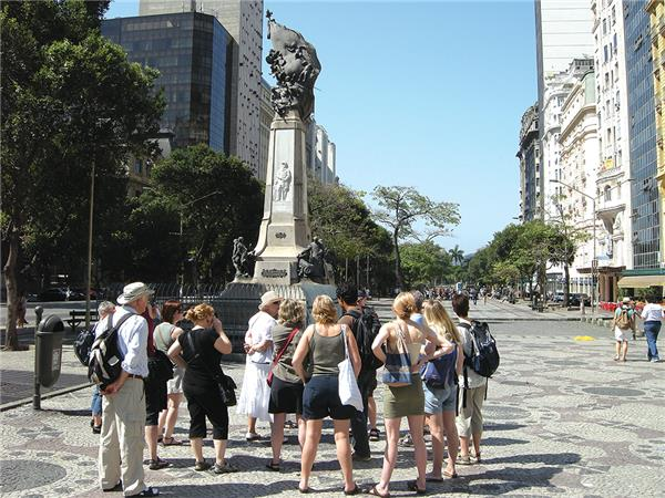 Buenos Aires to Rio small group tour