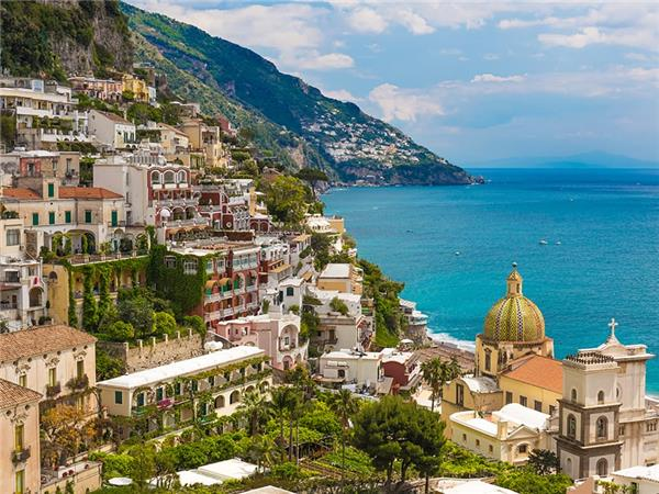 Amalfi coast small group hiking holiday