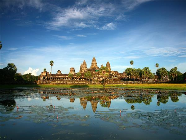 Vietnam and Angkor in comfort