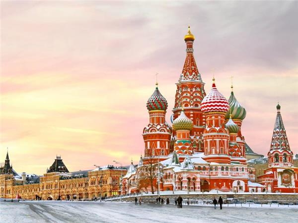 Moscow to St Petersburg holiday