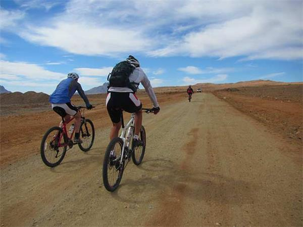Atlas Mountains mountain biking vacation