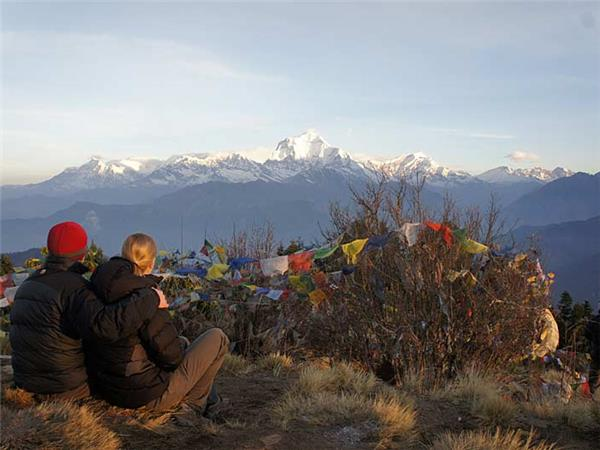 Annapurna Sanctuary trekking vacations
