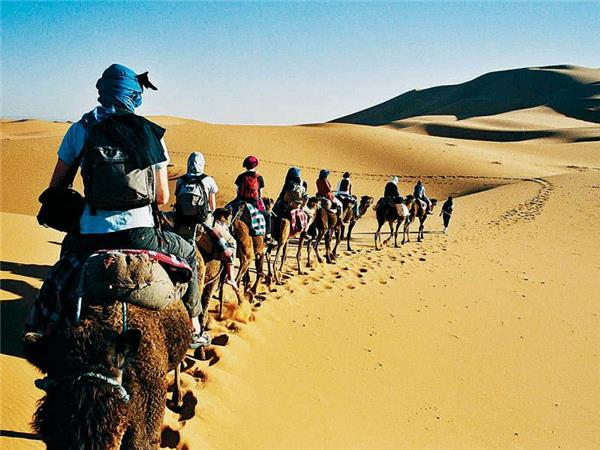 Morocco family adventure vacation