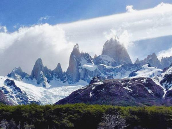 Paine and Fitz Roy trek, trekking vacation