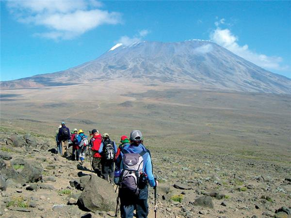 Kilimanjaro Machame Route trek