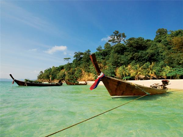 Thailand beaches, small group vacation