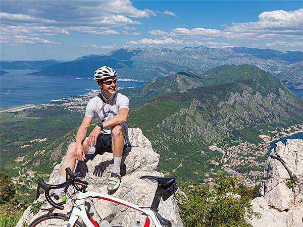 Biking vaction in Bosnia & Montenegro