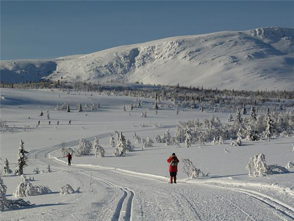 Venabu cross country skiing vacation in Norway