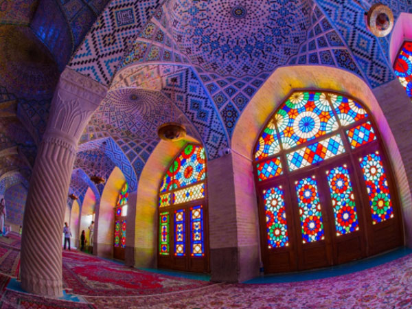 Iran small group tour, UNESCO sites