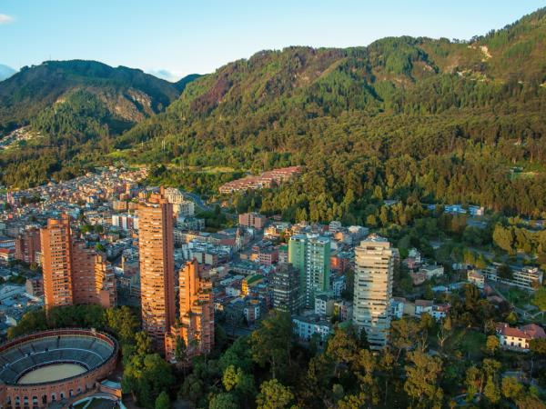 Colombia luxury vacation, 9 days