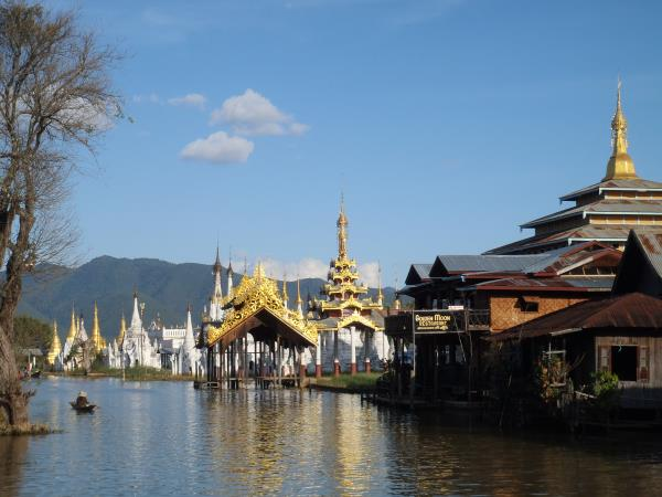 Burma family adventure & cultural vacation
